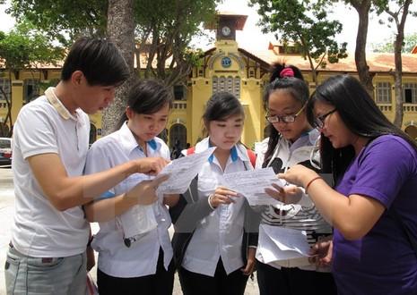 Sẽ công bố quy chế thi trung học phổ thông, đại học trước tết - ảnh 1