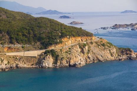 Bộ ảnh đường biển đẹp nhất Việt Nam  - ảnh 7