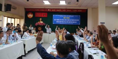 Bí thư Đinh La Thăng được giới thiệu ứng cử đại biểu Quốc hội - ảnh 1