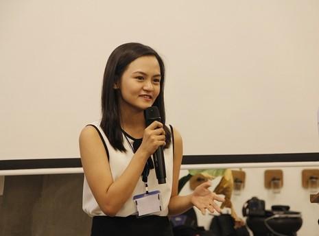 """Võ Tường An - nữ sinh Việt 17 tuổi được 12 ĐH danh tiếng thế giới """"gọi tên"""" mùa này."""