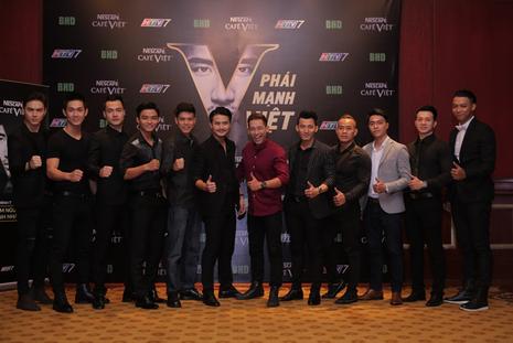 Công bố ban giám khảo và top 12 thí sinh vòng chung kết Phái Mạnh Việt mùa 2 - ảnh 2