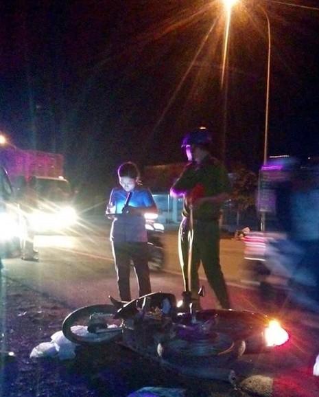 Lại xảy ra tai nạn tại điểm 3 xe bốc cháy ở Bình Thuận - ảnh 1