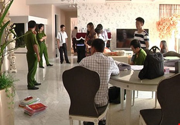 Hoa hậu Quý bà Trương Thị Tuyết Nga hầu tòa - ảnh 1