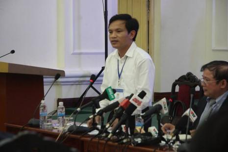 Bộ GD&ĐT họp báo: Chậm nhất 20-7 phải chấm thi xong  - ảnh 2