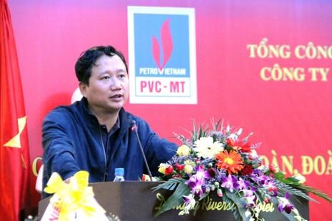 """Ông Trịnh Xuân Thanh: """"Tôi chấp hành quyết định của UBKT trung ương"""" - ảnh 1"""