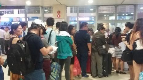 Bộ Công an vào cuộc điều tra sự cố thông tin tại hai sân bay - ảnh 3