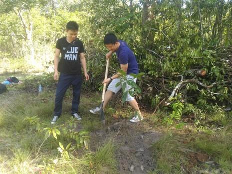 Đi picnic trồng cây gây rừng - ảnh 3