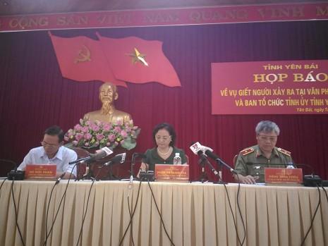 Vụ lãnh đạo tỉnh Yên Bái bị bắn: Không liên quan đến công tác cán bộ  - ảnh 3