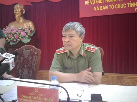 Vụ lãnh đạo tỉnh Yên Bái bị bắn: Không liên quan đến công tác cán bộ  - ảnh 2