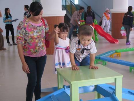 Thêm hai trường mầm non cho con em của công nhân tại khu chế xuất - ảnh 4