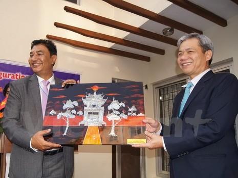 Khai trương Lãnh sự quán Việt Nam tại thủ đô của Nepal - ảnh 3