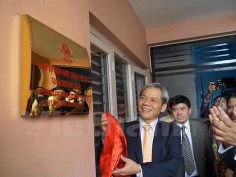 Khai trương Lãnh sự quán Việt Nam tại thủ đô của Nepal - ảnh 1