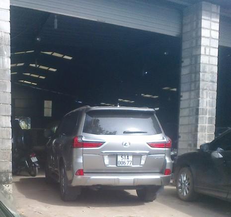 PCT huyện Phú Quốc thừa nhận xe gia đình lắp biển giả - ảnh 1