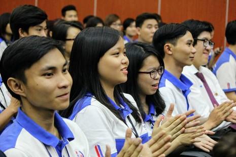 Ngoại trưởng Mỹ nói chuyện cùng thủ lĩnh trẻ Đông Nam Á - ảnh 2