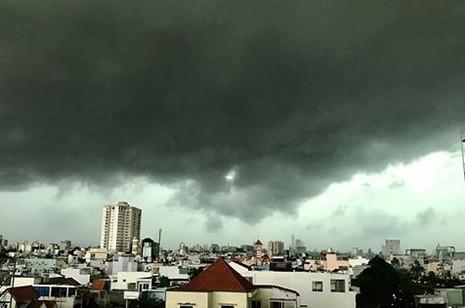 TP.HCM bất ngờ đón 'mưa xuân' chiều mùng 6 Tết  - ảnh 1