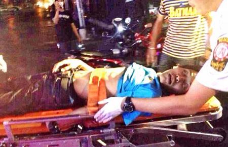 Biểu tình Thái Lan: Bảy người bị thương - ảnh 1