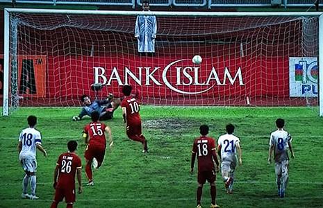 U-23 VN - U-23 Macau (7-0): Mưa trời và mưa bàn thắng - ảnh 2