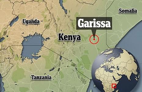 Khủng bố Somalia tấn công đại học Kenya - ảnh 2