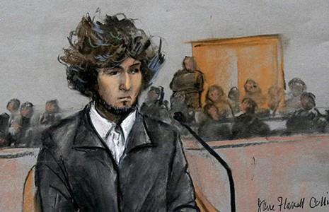 Kẻ đánh bom ở Boston bị kết tội - ảnh 1
