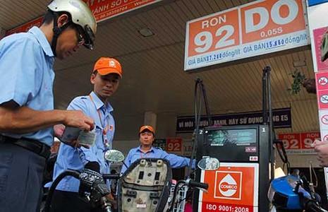 Giữ nguyên giá bán lẻ xăng dầu - ảnh 1