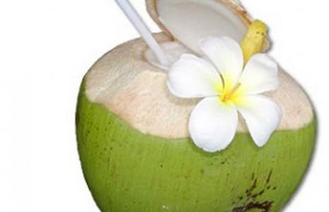 Bốn lợi ích bất ngờ của nước dừa - ảnh 1