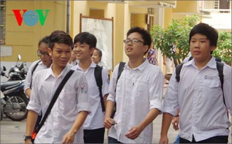 Chiều nay, Hà Nội công bố hình thức tuyển sinh vào lớp 6 - ảnh 1