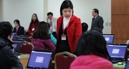 30 thạc sĩ, cử nhân xuất sắc nước ngoài trượt công chức - ảnh 1