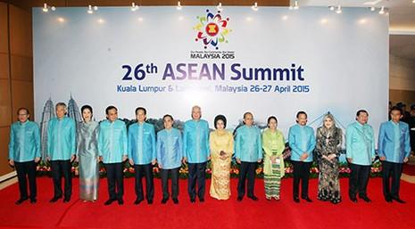Thủ tướng Nguyễn Tấn Dũng dự Hội nghị cấp cao ASEAN 26  - ảnh 1