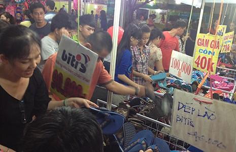 Hàng chục ngàn sản phẩm chất lượng cao tại hội chợ hàng Việt - ảnh 1