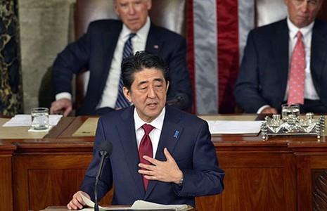 Nhật gửi thông điệp đến Trung Quốc - ảnh 1