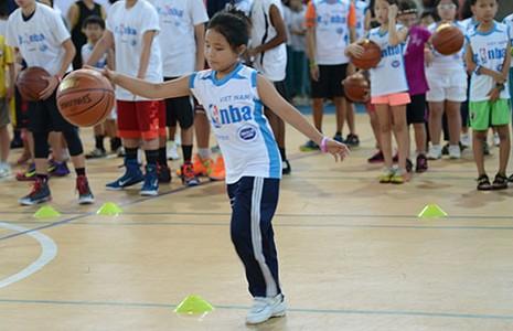 FCV khởi động chương trình phát triển tài năng bóng rổ - ảnh 1