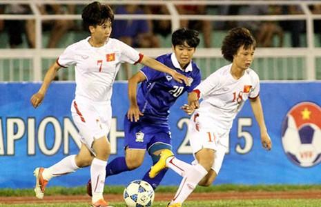 AFF Cup nữ, Việt Nam - U-20: Vớt vát huy chương đồng - ảnh 1