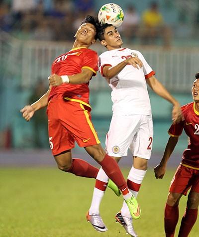 U-23 Việt Nam - U-23 Hàn Quốc (0-0): Mua sự tự tin - ảnh 1