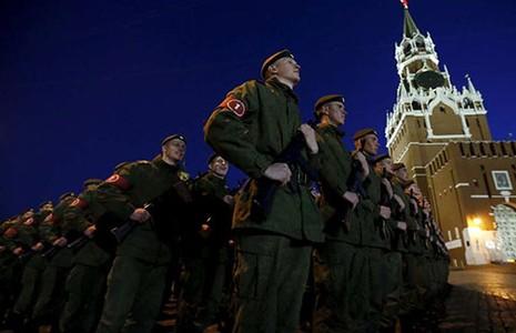 'Cuộc chia tay' giữa Moscow và phương Tây - ảnh 1