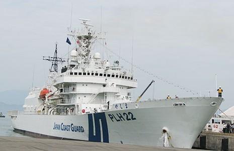 Trao đổi chuyên môn cảnh sát biển Việt Nam - Nhật Bản - ảnh 1