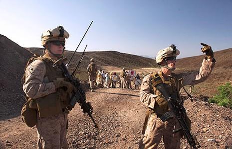 Trung Quốc muốn lập căn cứ ở Djibouti - ảnh 1