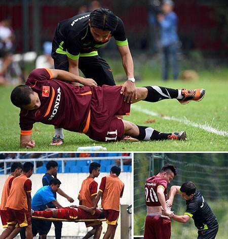 U-23 Việt Nam trước SEA Games 28: Vỡ tuyến giữa! - ảnh 1