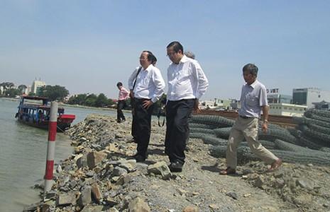 Đề xuất xóa sổ dự án lấn sông Đồng Nai - ảnh 1