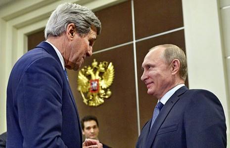 Quan hệ Mỹ-Nga có dấu hiệu ấm lại - ảnh 1