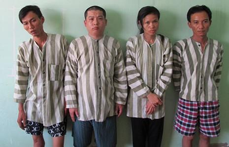 Phá đường dây ma túy xuyên Việt  - ảnh 1