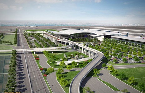 Sân bay Long Thành: Cần 20.000 lao động  - ảnh 1