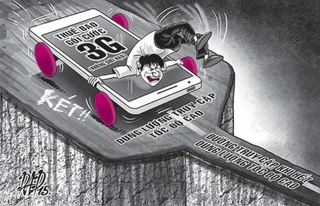 Chọn gói nào trong ma trận cước 3G? - ảnh 1