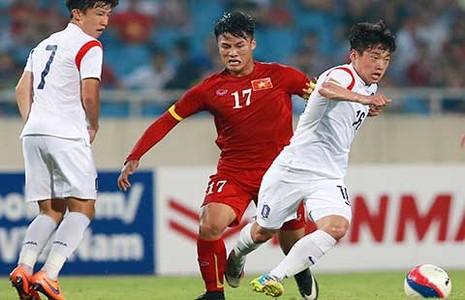 Việt Nam - CHDCND Triều Tiên (1-1): Thắng khó, thua dễ - ảnh 1