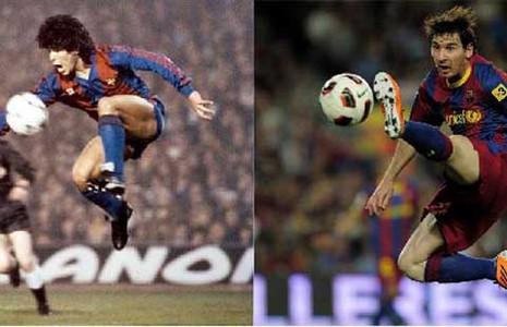 Số 10 thiên tài của Barcelona - ảnh 1
