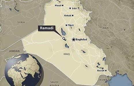 Ramadi thất thủ, quân đội Iraq bị một vố đau  - ảnh 1