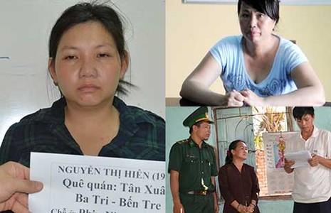 Bắt ba kẻ bán phụ nữ sang Trung Quốc  - ảnh 1