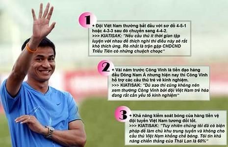 Zico Thái bắt bài đội tuyển Việt Nam - ảnh 1