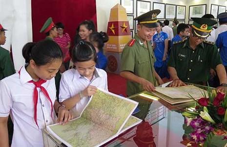 Nhiều tư liệu cổ khẳng định Hoàng Sa, Trường Sa của Việt Nam  - ảnh 1