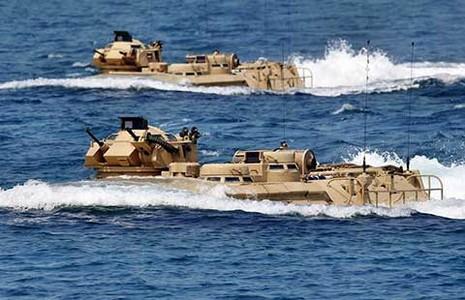 Trung Quốc chuyển vũ khí đến đảo nhân tạo - ảnh 1