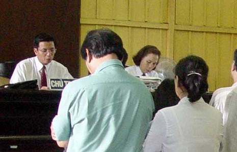 Thẩm phán Phạm Công Hùng và cái duyên với án hành chính - ảnh 2